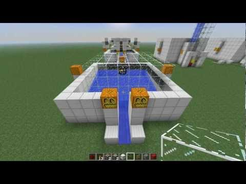Minecraft Arrow XP Farm - Skeleton Experience Mob Spawner Trap