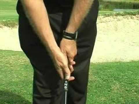 Golf Chipping Instruction