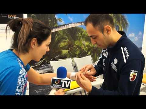 #Poznajciesztab - Antonio Tome del Olmo (fizjoterapeuta)