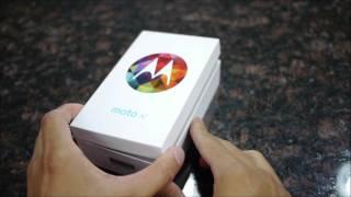Motorola Moto X Unboxing