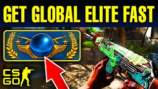 Video Top 10 Ways To Get Global Elite Fast In CS:GO MP3, 3GP, MP4, WEBM, AVI, FLV Desember 2017