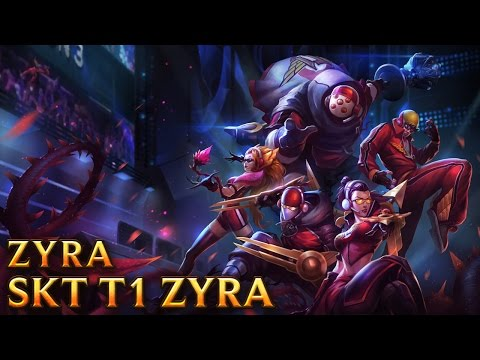 SKT T1 Zyra