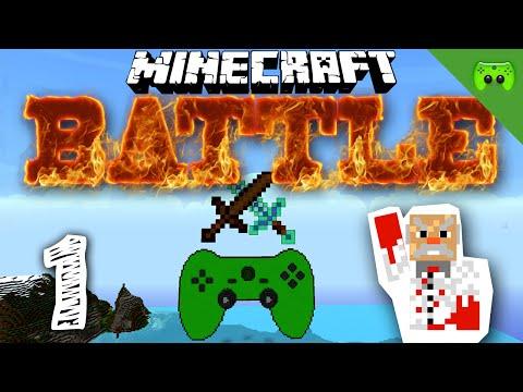 MINECRAFT BATTLE # 1 - KarJayTag «» Let's Play Minecraft Battle Season 6 | HD