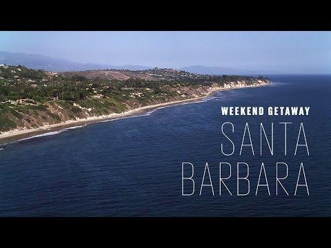 Weekend Getaway: Santa Barbara   Travel + Leisure
