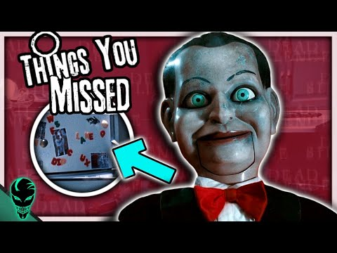 32 Things You Missed in Dead Silence (2007)