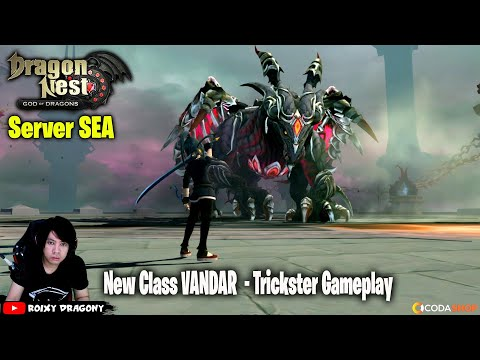 Anjoy Keren Banget Class Barunya - VANDAR Gameplay !!! Dragon Nest SEA