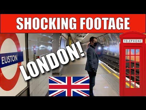 🔵 London Has Fallen | Financial Collapse