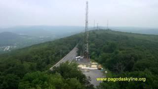Wm Penn Memorial Fire Tower Camera 1 Timelapse June 11