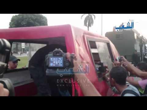 حصري| اعتقال عشوائى للمواطنين عقب تفجير محيط جامعة القاهرة
