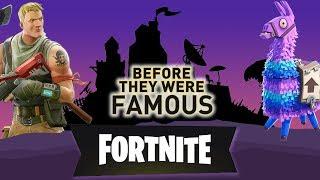 Video FORTNITE | Before They Were Famous | Battle Royale MP3, 3GP, MP4, WEBM, AVI, FLV April 2018