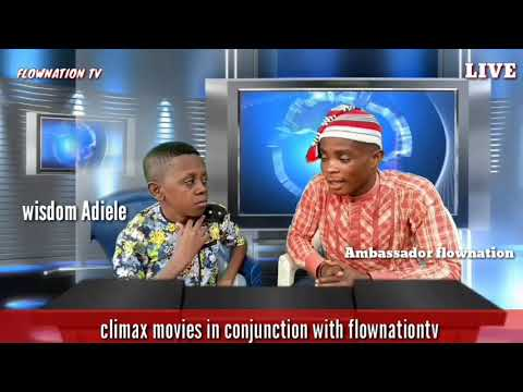 THE GUEST: this nollywood actor is a clown (flownationtv)