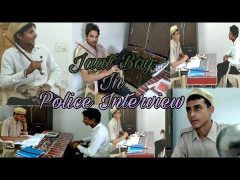Video Jaat Boy In Police Interview || Desi Comedy || Gold Vines Entertainment download in MP3, 3GP, MP4, WEBM, AVI, FLV January 2017