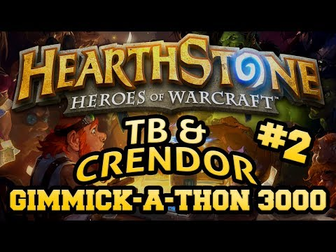crendor - TotalBiscuit and Crendor do some Hearthstone stuff. Check out Crendor's channel: http://youtube.com/wowcrendor Discuss this video on Reddit: http://reddit.co...