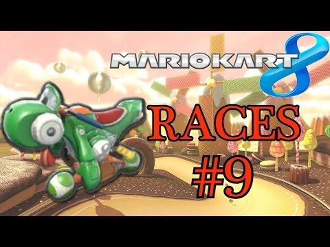 Mario Kart 8 Races #9: The Sweet Sweet Escape