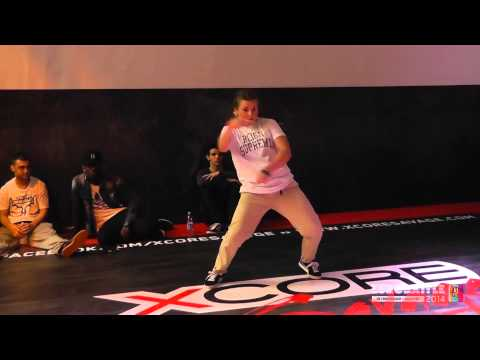 FSTV l Eurobattle 2014 l UK Qualifiers l Hip Hop l Judges Showcase Dasha Jigga Boo)