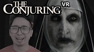 Video CONJURING 2 : KETEMU MBA VALAK Wkwkwkwk [Virtual Reality] MP3, 3GP, MP4, WEBM, AVI, FLV Mei 2017