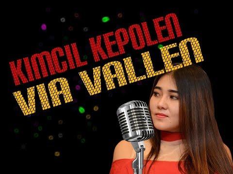 Video Via Vallen - Kimcil Kepolen Official Music (Lyric) HD download in MP3, 3GP, MP4, WEBM, AVI, FLV January 2017
