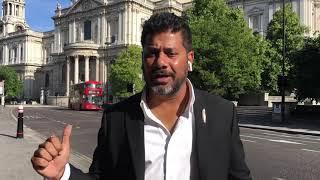 India vs Australia Live Coverage On SportsTak from London | Vikrant Gupta