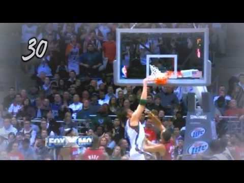 NBA最強灌籃TOP 50!超讚!