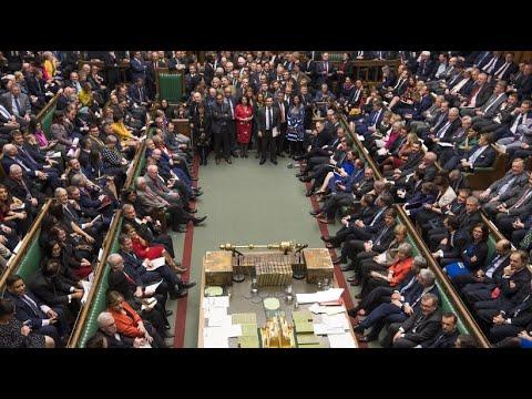 Großbritannien: Schlappe für May - kommt jetzt der Chaos- ...