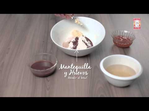 Video - Receta: Torta de chocolate con Harina Apolo