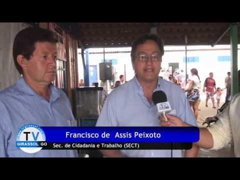 Ação Social no Município de Cocalzinho de Goiás