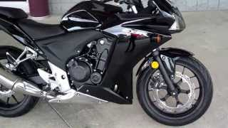 4. 2013 CBR500R (Black) SALE at Honda of Chattanooga TN / 2013 CBR500R In Stock!