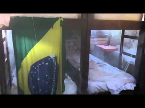 Video Paraty Beach Hostelsta