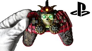 SAMURAI CONTROLLER! Unboxing Playstation Collector's Edition Freak PS2 Game Pad Call of Duty Zombies