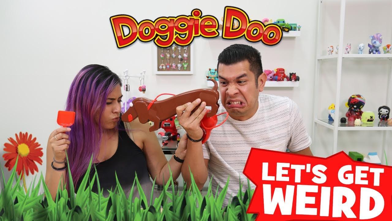 DOGGIE DOO – Lets Get Weird!
