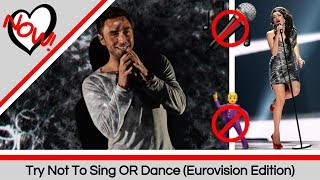 Video Try Not To Sing OR Dance (Eurovision Edition) MP3, 3GP, MP4, WEBM, AVI, FLV September 2018