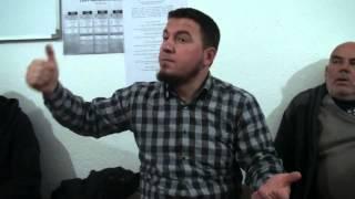 1. Ndeja në Fshatin Draçevicë me Hoxhë Rafet Zaimi