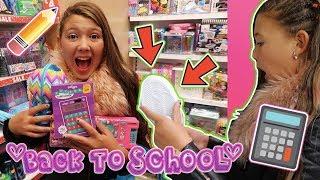 Video BACK TO SCHOOL SHOPPING!! MP3, 3GP, MP4, WEBM, AVI, FLV Maret 2018