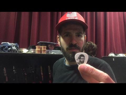 Brad Guitar Tour @ Rehearsals