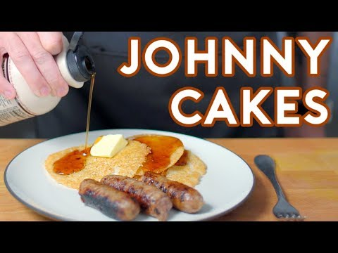 Binging with Babish: Johnny Cakes from The Sopranos - Thời lượng: 4 phút, 51 giây.