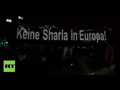 Allemagne : manifestation anti-islamisation PEGIDA à Dresde ce soir (direct vidéo)