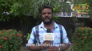 R Vijaya Kumar at Naangellam Edakoodam Team Interview