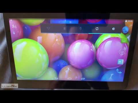 Tablet recensione (Excelvan BT-MT10B PhoneTablet 3G Phablet PC 10.1