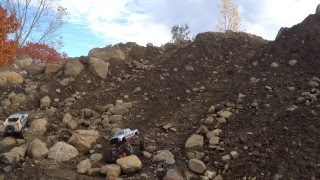 RC Crawler Competition  Hill Climbing Challenge. 2012
