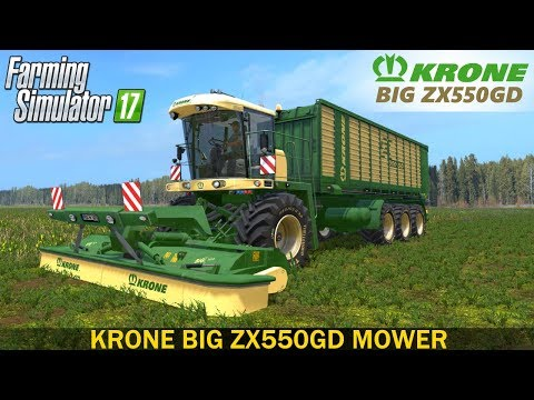 KRONE BIG MOWER v1.0.0.3b