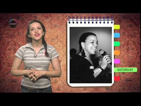 Arabesque Agenda – Levant TV – Tango in Lebanon and Jazz singer Lillian Bouttee in Morocco