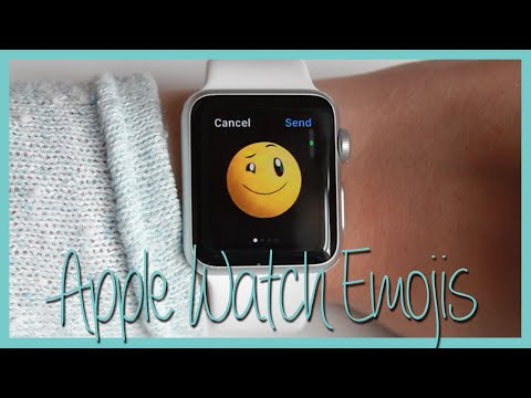 Apple Watch Emojis | Rachybop