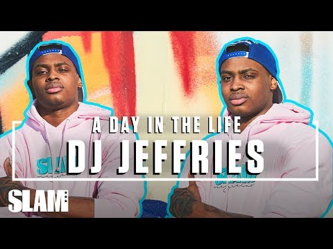 DJ Jeffries Is Bringing MAMBA MENTALITY To Memphis 🐅| SLAM Day In The Life