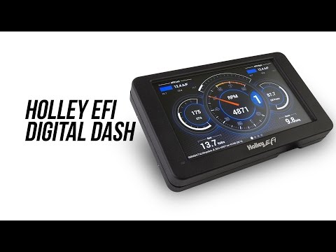 Holley EFI Digital Dash