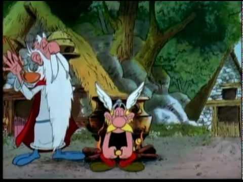 Quadrindex: Asterix, o Gaulês