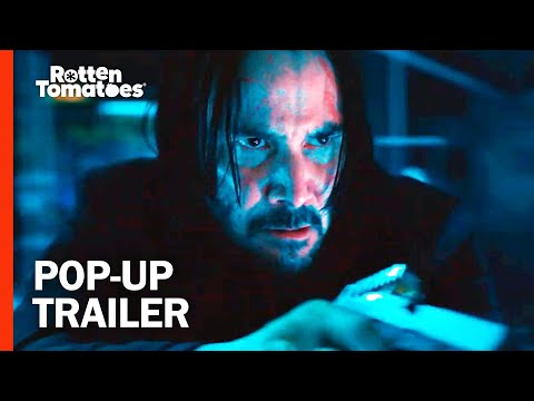 John Wick: Chapter 3 - Parabellum Pop-Up Trailer (2019) | Rotten Tomatoes