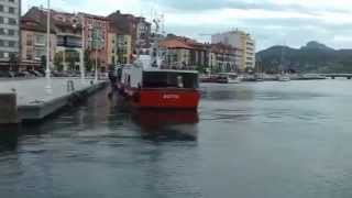 Ribadesella Spain  City pictures : Ribadesella, a small fishing resort town in Asturias, Spain