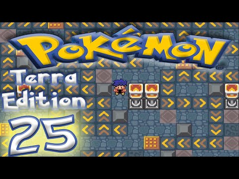 Let's Play Pokémon Terra Edition [Hack] Part 25: Kein Ausweg aus Zartacla??