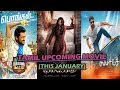 Top 5 Upcoming Tamil Movies in January 2018 | The Topic Bhaagamathie