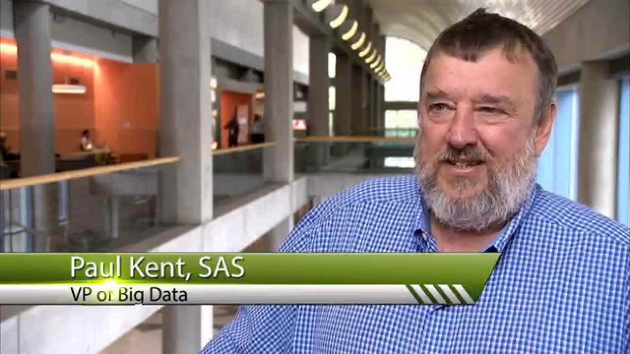SAS – Hortonworks Partner Interview 2015